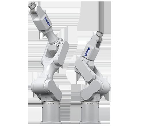 Robots Epson 6 Ejes