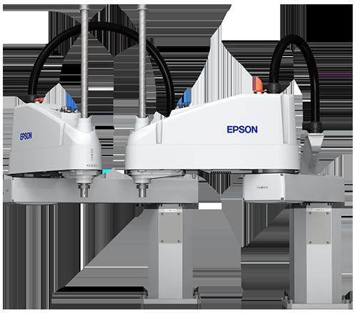 Robots Epson Scara