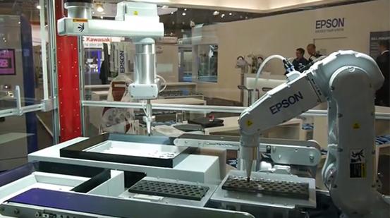 Robot Epson 6-Ejes