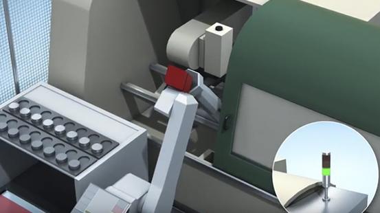 Seguridad en Estaciones de Robots